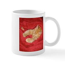 Sleeping Kitten Mug