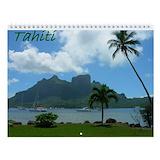 Tahiti Calendars