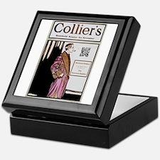 Sherlock Holmes QR Magazine Keepsake Box