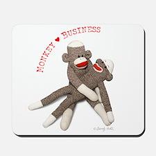 Monkey Business - Mousepad