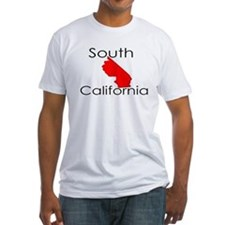 South California Red State Shirt