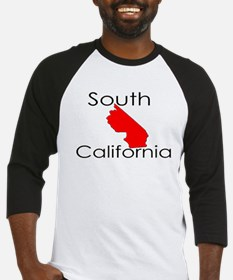 South California Red State Baseball Jersey