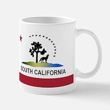 Flag of South California Mug