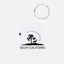 South California Keychains