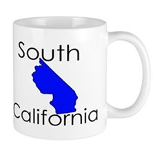 South California Blue State Mug