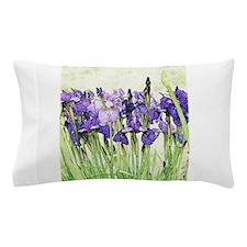 Irises Pillow Case