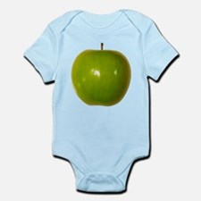 I love yummy juice tasty apples! Infant Bodysuit
