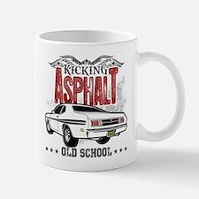 Kicking Asphalt - Demon Mug