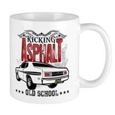Kicking Asphalt - Demon Small Mug