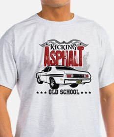 Kicking Asphalt - Demon T-Shirt