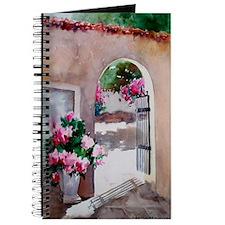 Cute Doorway Journal
