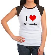 I love Miranda Tee