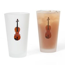 ViolaAlone.png Drinking Glass