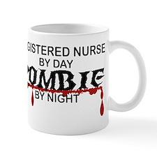 Registered Nurse Zombie Mug