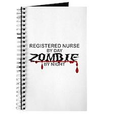 Registered Nurse Zombie Journal
