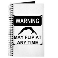 Warning may flip Journal