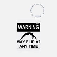 Warning may flip Keychains
