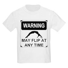 Warning may flip T-Shirt