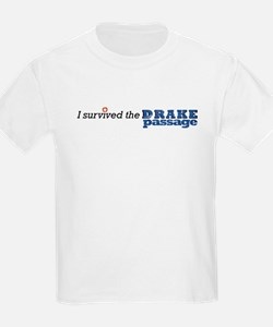 I survived the Drake Passage T-Shirt