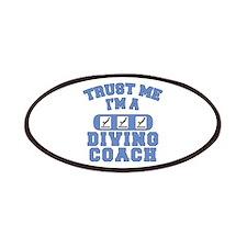 Trust Me I'm a Diving Coach Patches