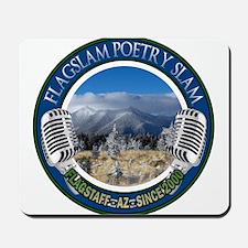 FlagSlam Poetry Slam Mousepad