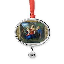 I Heart Mr. Brady Ornament