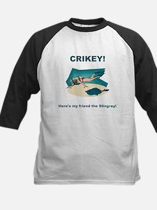 Crikey Here's My Friend The Stingray Tee