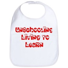 Unschooling Living To Learn Bib