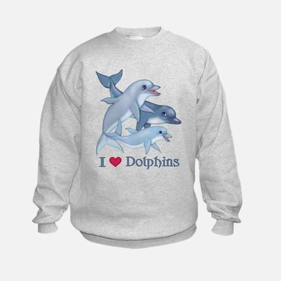 Unique Kids dolphin Sweatshirt
