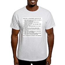 Crochet Addict T-Shirt