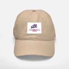 """History of Liberty"" Baseball Baseball Cap"
