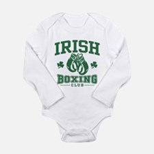 Irish Boxing Body Suit