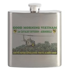 1st CAVALRY DIVISION AIRMOBILE Flask