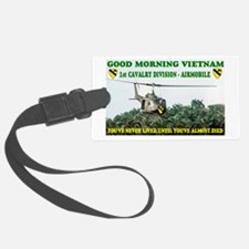 1st CAVALRY DIVISION AIRMOBILE Luggage Tag