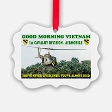 1st CAVALRY DIVISION AIRMOBILE Ornament