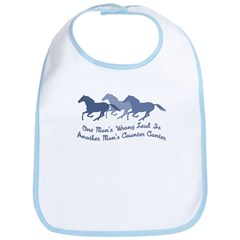 Wrong Lead or Counter Canter Bib