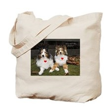 You and Me , forever Tote Bag