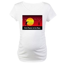 Putt Plastic In Its Place Shirt