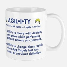 The Definition of Agility Mugs