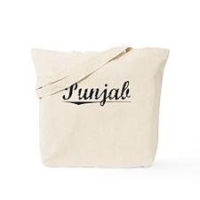 Punjab, Aged, Tote Bag