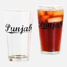 Punjab, Aged, Drinking Glass