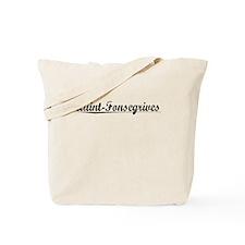 Quint-Fonsegrives, Aged, Tote Bag