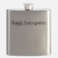 Quint-Fonsegrives, Aged, Flask