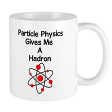 Particle Physics Coffee Mug