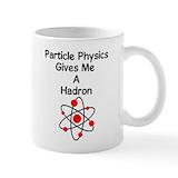 Physics Small Mugs (11 oz)