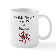 Particle Physics Coffee Small Mug