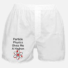 Particle Physics Boxer Shorts