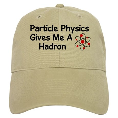 Particle Physics Ball Cap