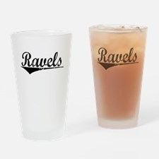 Ravels, Aged, Drinking Glass