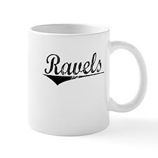 Ravels, Aged, Mug